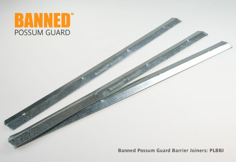 Possum Guard Joiner Strips