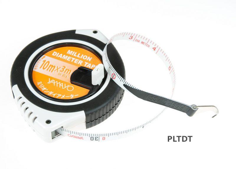 Million Tree Diameter Tape - 10m - Product code - PLTDT