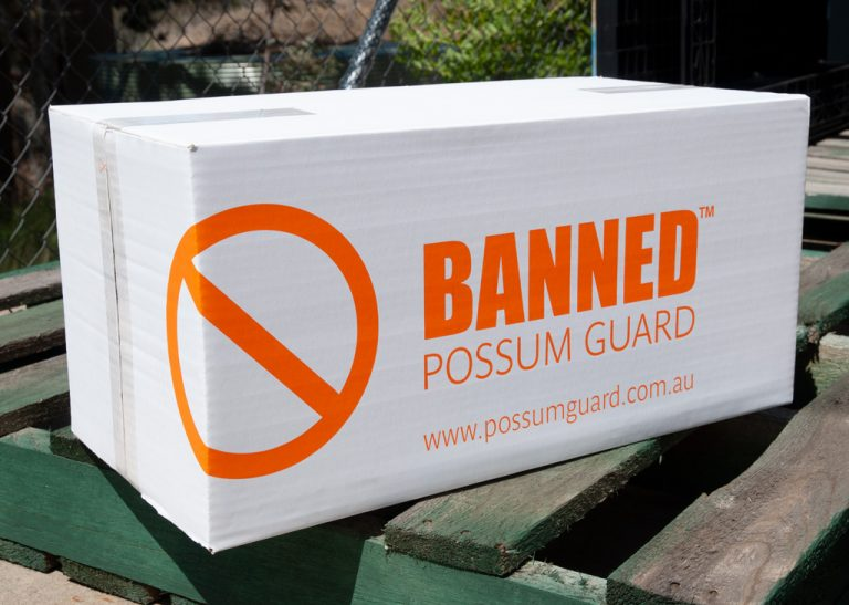 BANNED Possum Guard - 500mm Retail Box